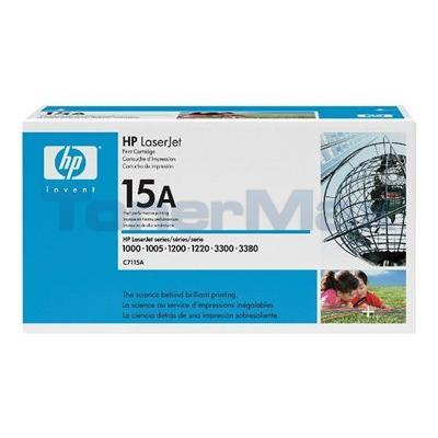 HP LASERJET 1200 TONER BLACK GOV